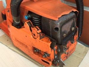 電動工具 ジャンク品 油汚れ