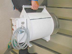 集塵機の使い方