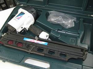 空圧工具の使い方