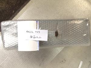 鉄筋カッターの梱包