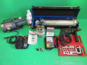 空調工具 代表的な製品