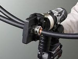 圧縮工具 ブレーキ