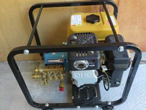 丸山 エンジン高圧洗浄機 クリーニング 査定評価up