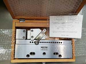 NEOTEC  榮製機 精密ワイヤーカット 放電加工用バイス 本数 完品