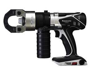 パナソニック 充電圧着工具 EZ4641K-H 買取