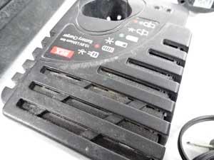 REX レッキス 電動ツバ出し工具 コードレスフレア 汚れ