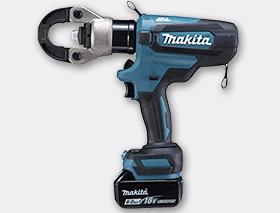 マキタ makita 充電式圧着機